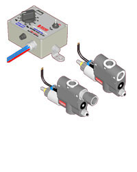 Electrical Controls, Connectors & Switches by Federal Fluid Power