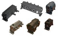 Delta Cast Iron Gear Flow Divider Proportionator