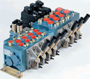 Brevini Fluid Power Aron Proportional Valves