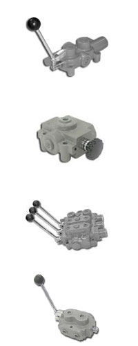 Prince Manufacturing Manual Loader Valves