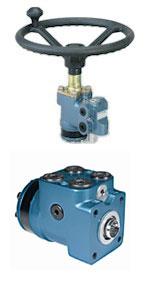 SAM Hydraulik Steering Control